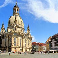 Dresden - 3 Tage Romantik Kurzurlaub für 2 Personen im TOP 4* Hotel + Dinner