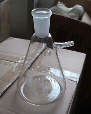 500ml,24/40,Glass Filtering Flask,Lab Filtration Bottle,New Chemistry Glassware