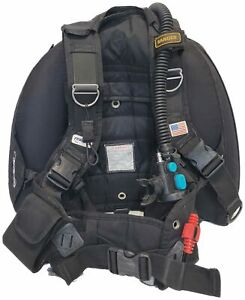 Zeagle Ranger BCD with Tusa Air Source, LG