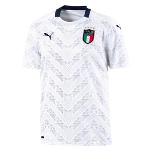 Italien Trikot Heim Weiß Europa 2020-2021 NEU) Sporttrikot Kurzarmtrikot