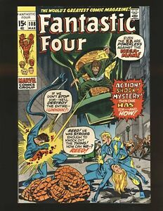 Fantastic Four # 108 VF Cond.