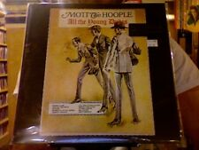 Mott the Hoople All the Young Dudes LP sealed 180 gm Music on Vinyl RE