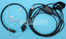 Throat Mic Headset/Earpiece Uniden Marine Radio PTT UH076, 078, Atlantis250  NEW