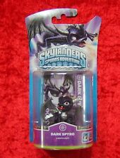 Dark Spyro Skylanders spyros Adventure, Skylander personaje, magia elemento, embalaje original-nuevo