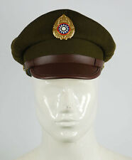 WW2 CHINESE NATIONALIST FORCES KMT KUIMINGTANG ARMY SERVICE CAP M-32638