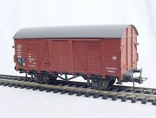 Roco HO 1/87 Deutsche Bundesbahn DB CLOSED GOODS VAN WAGON Mint`85 RARE!