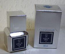 Grundpreis100ml/119,60€)50ml Parfum de Toilette Gainsborough Silver Line(Vintage