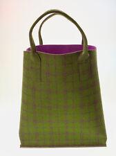 Conservare colorkitchen SHOPPING Shopping Borsa Tweed muschio di-Heide Ago Feltro