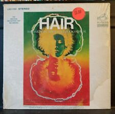 Hair - The American Tribal Love-Rock Musical LP LSO 1150 1968 VG+!!!