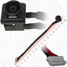 SONY VAIO vgn-fj67c DC Jack Power Port Socket Cavo Connettore Cablaggio