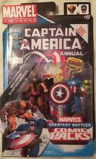 Marvel Universe Comic Two-pack Wolverine & Captain America