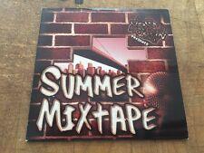 Ultra RARE Sony Urban Music SUMMER MIXTAPE Promo CD DJ Hip Hop R&B Jay-Z NAS Rap