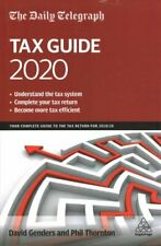 The Daily Telegraph Tax Guide 2020 Your Complete Guide to the T... 9781789665536