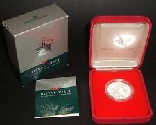 **2000 Australian Royal Visit 50 cent silver Proof **