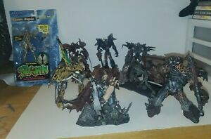 Spawn Action Figurines Lot Of 9