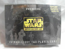 STAR WARS CCG PREMIERE INTRODUCTORY 2 PLAYER GAME