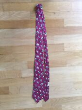 hermes krawatte rot