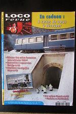 MODELISME FERROVIAIRE TRAIN MAGAZINE LOCO REVUE N° 701 de 2005