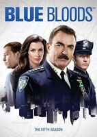 Blue Bloods: The Fifth Season [New DVD] Boxed Set, Ac-3/Dolby Digital, Widescr