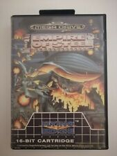 Sega Mega Drive Empire Of Steel