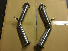 Exoticspeed GT Downpipe Test pipe Cat-deleted VQ35DE 350Z/G35 2003-ON Stainless
