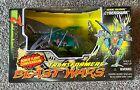 1997 Transformers Beast Wars Transmetal Cybershark Mint in box never opened