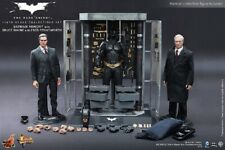 Hottoys 1/6 Batman Armory with Batman Collectible Figure Special Collectible NEW