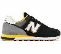 New Balance ML 574 SKA Schuhe Herren Sneaker Schwarz Freizeit Turnschuhe NEU