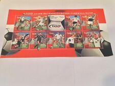 Austria 2004 100 Years Austrian Football Scott #1948 Mnh Souvenir Sheet Of 10