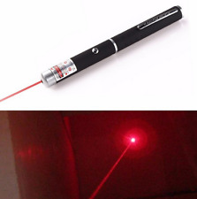 600 Miles 650nm Red Laser Pointer Pen Visible Beam Light AAA Lazer Dog Cat Toy