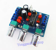 12V Preamplifier XR1075 BBE Sound Surround Effect Amplifier Preamp Board
