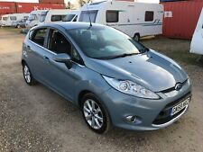 2008 FORD FIESTA ZETEC 5 DOOR SALVAGE DAMAGED REPAIR