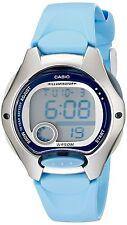 Casio LW200-2B Ladies Blue Digital Sports Watch 10 Year Battery Chronograph