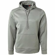 OAKLEY CONQUER PULLOVER FLEECE LINED HOODIE SWEATSHIRT MENS SAGE GREEN LARGE