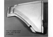 Ford Outer Side Cowl Panel Left 1937-1939 #147L EMS