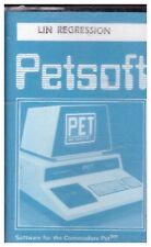 Lin Regression for Commodore PET from Petsoft