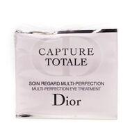 Dior Capture Totale Multi Perfection Eye Treatment Cream 15ml Damaged Box