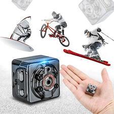 DVR Mini Video Cámara Deportiva 1080P HD Coche Auto Cámara CCTV Visión Nocturna