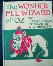 [GOOD] 1st Edition/Printing The Wonderful Wizard of Oz 1987 Frank Baum