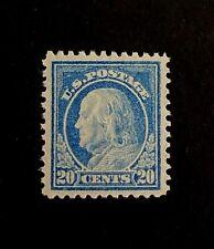 US Stamp, Scott #515 20c 1917 2018 PSAG Cert - GC XF 90 M/NH. Large margins.