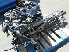 06-12 JDM LEXUS IS250 ENGINE AWD TRANSMISSION 4GR-FSE 2.5L ENGINE AUTOMATIC AWD