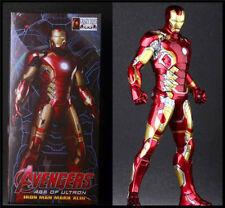 12 Inch Movie Action Figure Iron Man Comics Collectible The Avenger Model Statue