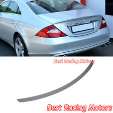 A Style Trunk Spoiler (ABS) Fits 05-10 Mercedes-Benz W219 CLS-Class 4dr