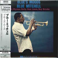 BLUE MITCHELL-BLUE'S MOODS-JAPAN MINI LP Platinum SHM-CD Ltd/Ed I71