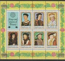 Grenada, Bloc de timbres neuf MNH, bien