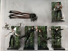2000 The Matrix Series Ii Collectors Figure Set Musicland Exc N2Toys New Loose
