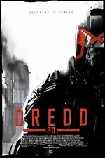 Dredd Poster Length :500 mm Height: 800 mm SKU: 11569