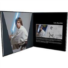 2018 Niue 5 gram Silver $1 Note Star Wars Luke Skywalker WITH Album 777