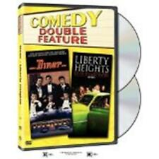 DINER / LIBERTY HEIGHTS (DVD, 2005, 2-Disc Set) New / Sealed / Free Shipping