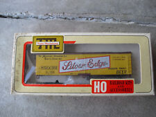 Vintage HO Scale Train Miniatures Silver Edge Beer Reefer Car Kit NIB